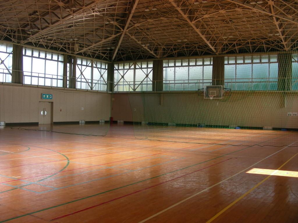 びわ体育館(びわ体育センター)